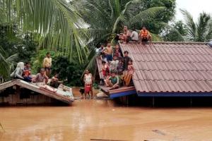 폭우 속 보조댐 붕괴 뒤에야 방류… 부실 시공 땐 '건설 한국' 치명타
