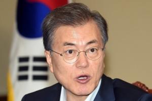 문대통령 지지율 58%…3주 연속 최저치[한국갤럽]