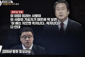 김무성 등 새누리당 의원, 안종범에 수시로 인사청탁