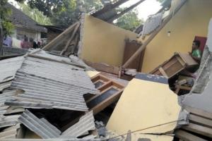 인도네시아 롬복섬 6.4 강진… 14명 사망·160여명 부상