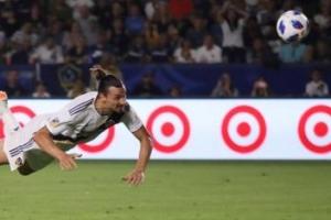 즐라탄 이브라히모비치 MLS 첫 해트트릭 폭발, 올랜도에 4-3