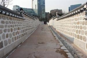 '아관파천' 고종의 길 복원 마무리…새달 시범 개방