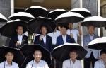 연일 기록적 폭염에 일본서…