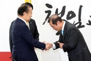[단독]니카이 일본 자민당 간사장의 '추미애 패싱' 이유는