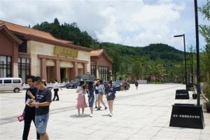 [특파원 생생 리포트] 포럼 덕분에… 세계적 명소로 떠오르는 중국의 작은 시골마을