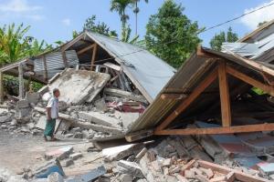 인도네시아 롬복섬에서 규모 6.9 강진 발생…피해 확인 중