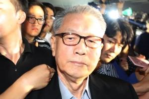 김기춘, 석방 8일 만에 다시 소환…'재판거래' 의혹
