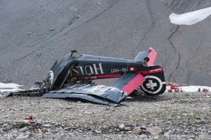 스위스 알프스서 79년된 獨항공기 추락…20명 사망