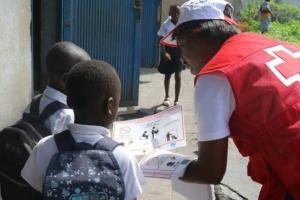 ICRC, DR콩고서 에볼라 대응 지원