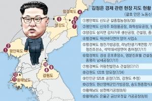 [집중 분석] 김정은 '40일 경제시찰' 비핵화·민생발전 의지