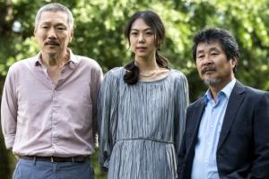 [포토] 스위스 영화제서 포착된 홍상수-김민희 '여전히 함께'