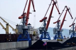 북한산 석탄 등 반입 확인...지난해 7차례 밀반입
