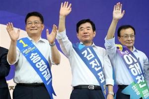 宋 세력·金 확장·李 소통…약점 극복에 당권 달렸다