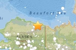 미국 알래스카 북부서 규모 6.4 지진 발생…지역 역대 최대 규모