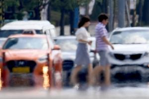 오늘, 지난주 주춤했던 한낮 무더위·열대야 기승