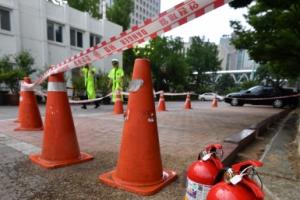 안전진단 확인서 없는 BMW 정부청사 지하주차 금지