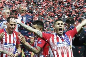 아틀레틱 마드리드, 레알 꺽고 UEFA 컵 우승