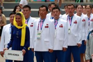 남북, 아시안게임이 열리는 인도네시아에서 단일팀 확대 논의