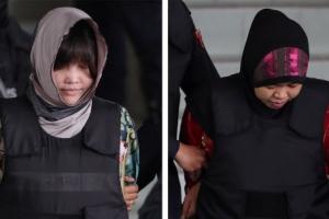 김정남 암살여성 2명 재판 연장… 유죄 가능성 무게
