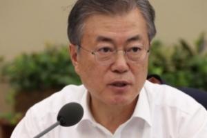 문대통령 지지도 60%…8주 연속 하락 멈추고 반등[한국갤럽]