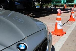 """안전진단 받은 BMW 차량 또 불날 뻔…국토부 """"부실 검사"""""""