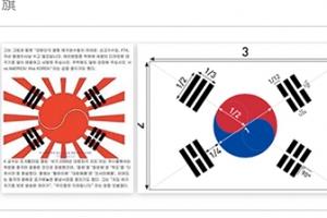 日 구글서 '태극기' 검색하면, 전범기 합성 국기 등장