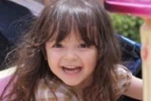 [포토] '박주호 딸' 나은, 치명적 귀여움