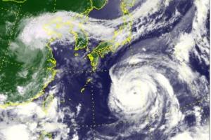 태풍 솔릭, 23일 전남 해안 상륙할듯···한반도 관통할듯