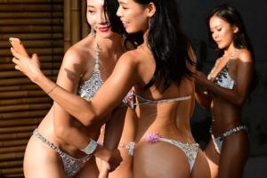 [포토] 비키니 미녀들의 화끈한 몸매 대결