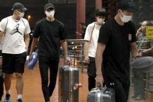 일본 남자농구 대표 4명 유니폼 입고 버젓이 성매매 '발칵'