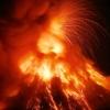 필리핀 마욘화산 화산재 3㎞ 치솟아