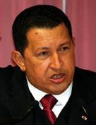 우고 차베스 베네수엘라 대통령