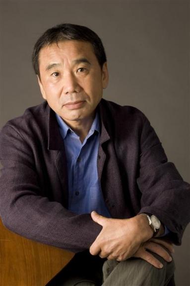 소설가 무라카미 하루키