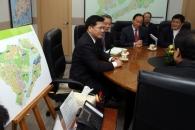 타이완 입법위원 등 세종시 방문