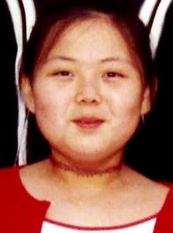스위스 유학 시절인 1990년대 후반 찍은 것으로 추정되는 김여정의 사진.  연합뉴스