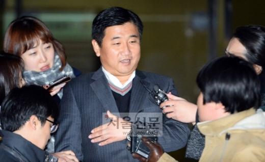 박관천 전 청와대 행정관