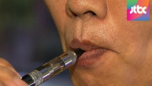 전자담배도 담배. JTBC 영상캡쳐