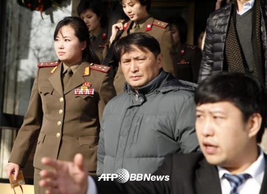 모란봉악단 현송월. ⓒ AFPBBNews=News1