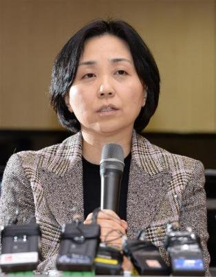 박현정 전 서울시향 대표
