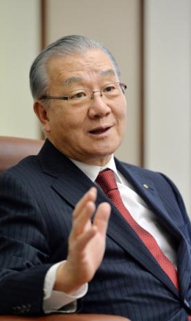 김인호 한국무역협회장