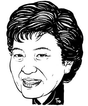 박근혜(얼굴) 대통령