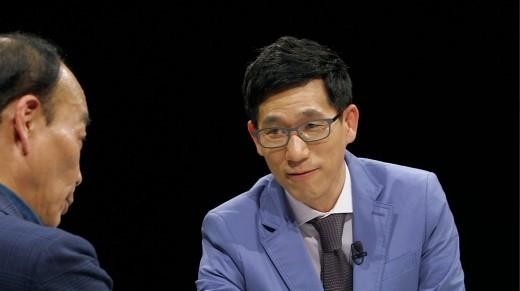 진중권 동양대 교수 JTBC 제공