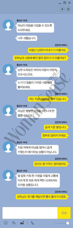 홍상수, 김민희