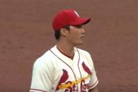 (영상) 오승환, MLB 첫 세이브…한국인 첫 한미일 세이브 수확