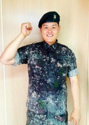육군 15사단 최현우 중사 연합뉴스