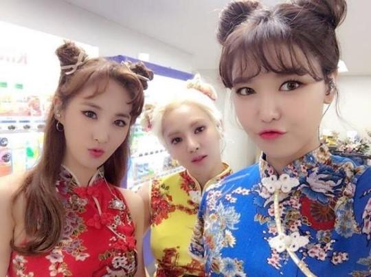 데뷔 9주년 소녀시대 유리, 효연, 수영