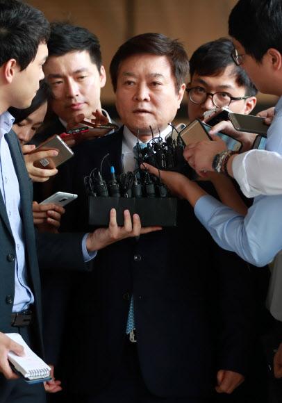 """[서울신문] 檢 '롯데 비리' 소진세 소환…""""신동빈 지시·보고 ..."""