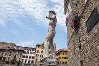 [함혜리의 미술관 기행]미켈란젤로에게 헌사된 공간, 피렌체 아카데미아 미술관