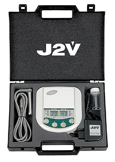 대진바이오 메디칼의 'J2V' 온열치료기 세트. 대진바이오 메디칼 제공