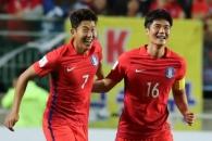 <하이라이트> '유럽파 3골' 한국, 카타르에 3-2 역전승
